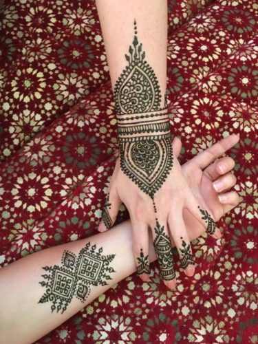 Marrakesch Highlight: Henna