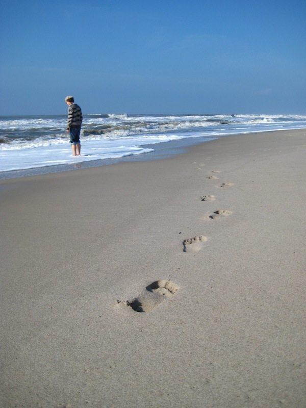 Mein Lieblingsstrand in Däenemark: An der Nordsee bei Hvide Sande