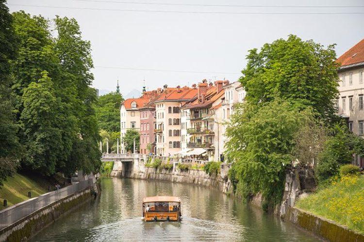 Ljubljana Tipps: die Altstadt der Hauptstadt Sloweniens
