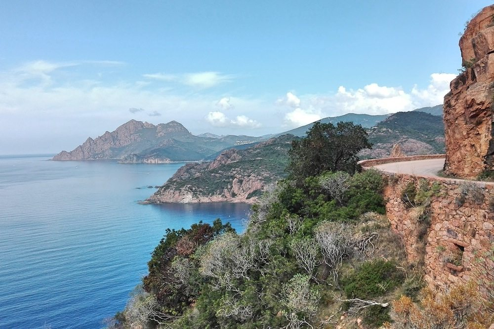 Korsika Rundreise an der Westkueste