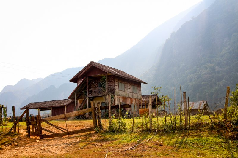 Mein Traumhaus in Vang Vieng
