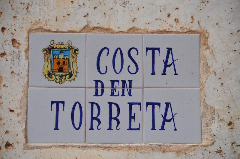 Alles schön bunt in Spanien beim Ausflug nach Arta auf Mallorca