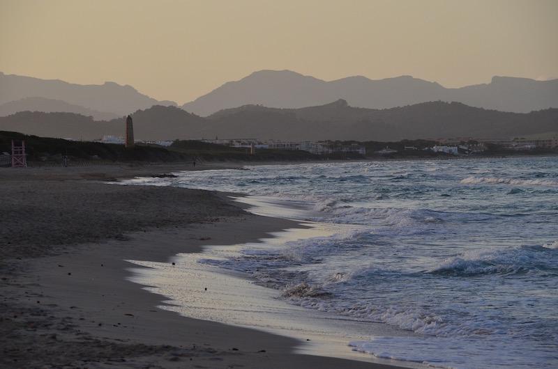 Playa de Muro Strand Mallorca bei Can Picafort