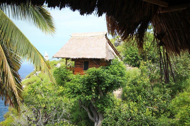 Baumhaus auf Nusa Penida - Tipp für die Bali Backpacking Route