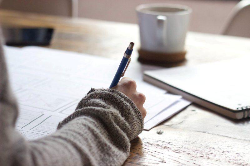 Reiseblog erstellen Anleitung Brainstorming Blogname