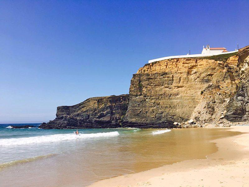 Route Portugal - wunderschöne Buchten an der Südwestküste