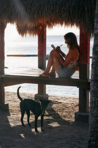 Weltreise Bali Nusa Penida - Notizbuch in meiner Packliste