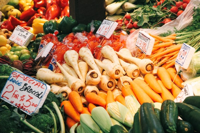 Freemantle Tipps Markt in Westaustralien