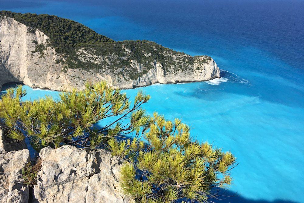 Schönste Orte Zakynthos - Shipwreck