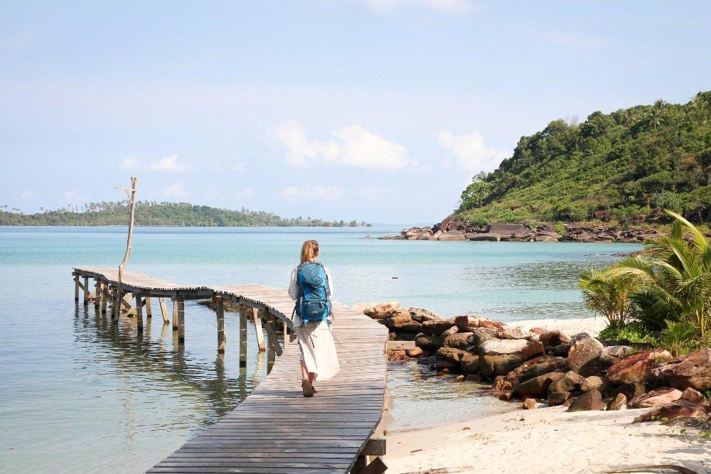 Weltreise Kosten - wir reduzierten unser Gepäck auf ein Minimum