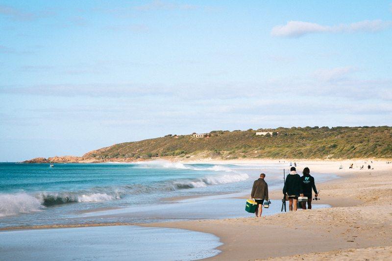 Bunkers Bay im Süden Westaustraliens am Cape Naturaliste