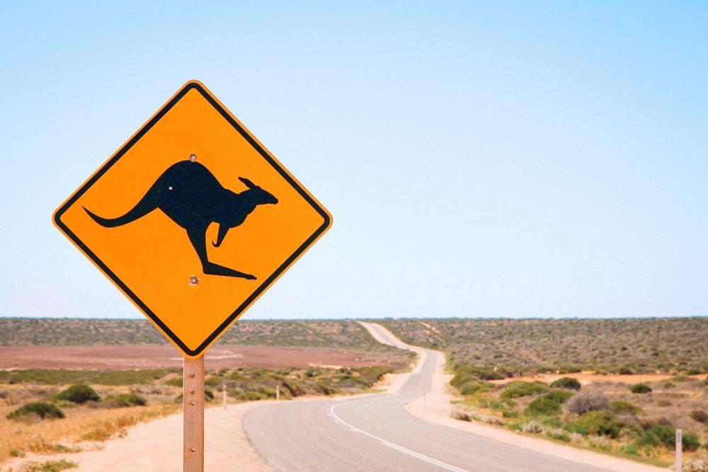 Westaustralien Route: Lange Straßen auf einem Roadtrip im Norden