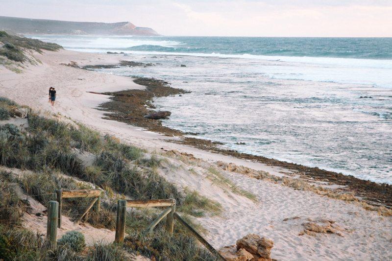 Highlight Westaustralien Route Kalbarri Strände