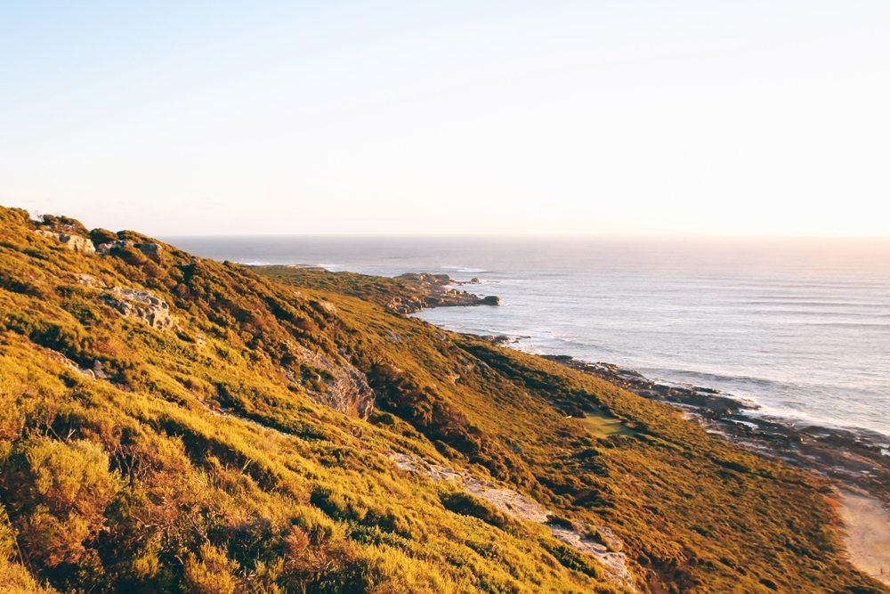 Westaustralien Route Roadtrip Highlight Conto´s Beach im Süden bei Margarete River