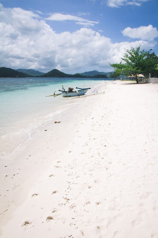 Bali Backpacking Route: Schönste Strände liegen auf Lombok wie z. B. auf Gili Layar