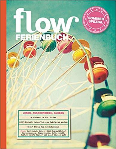 Flow Ferienbuch Geschenkidee für Ferndurstige und Reisende
