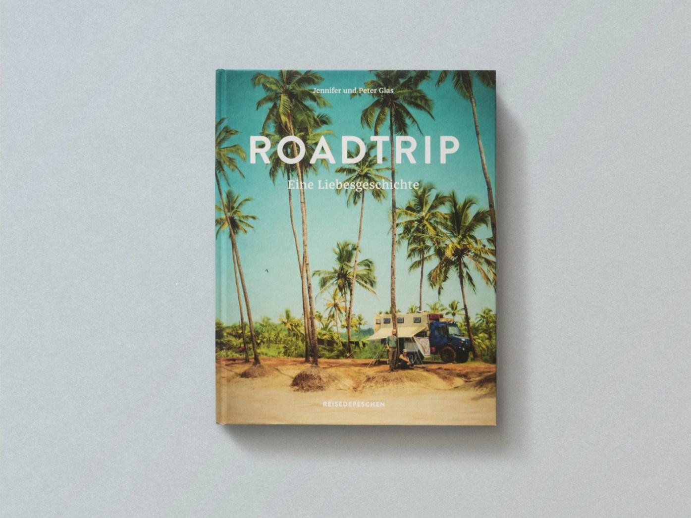 Roadtrip Buch Gesc henkidee für Reisende