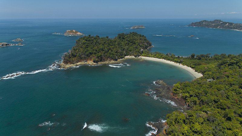 Costa Rica Emfehlung für den Süden: Nationalpark Manuel Antonio