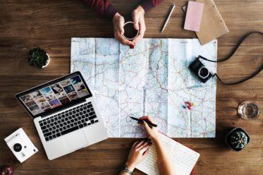 Weltreise Route planen - Tipps