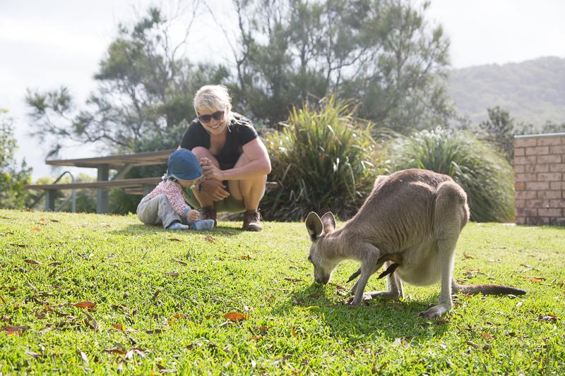 Wohin mit Baby reisen: Wie wäre es mit Australien?