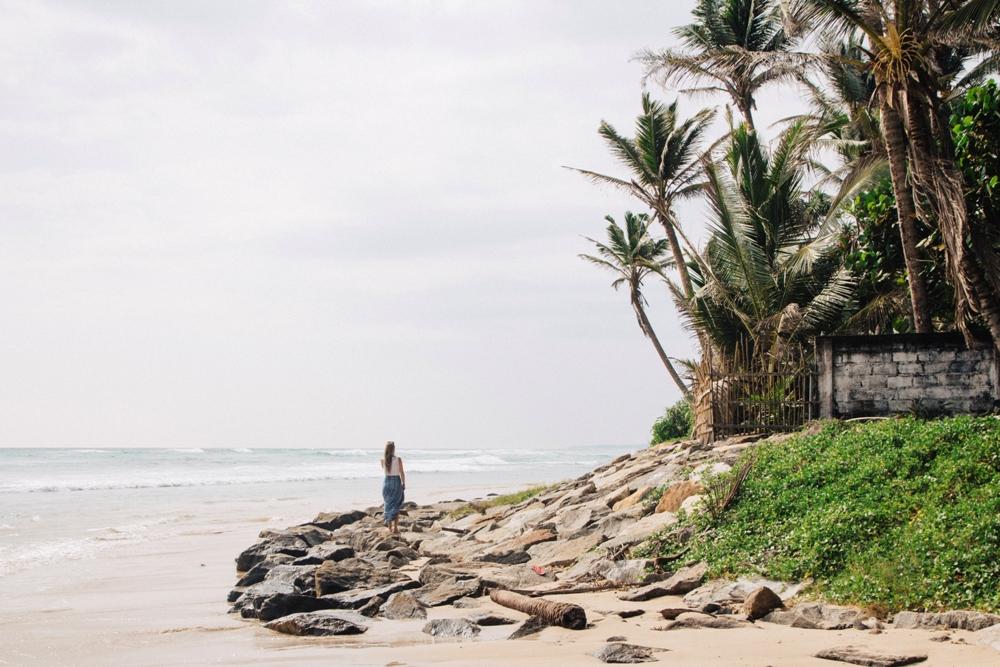 Schönste Strände im Süden von Sri Lanka