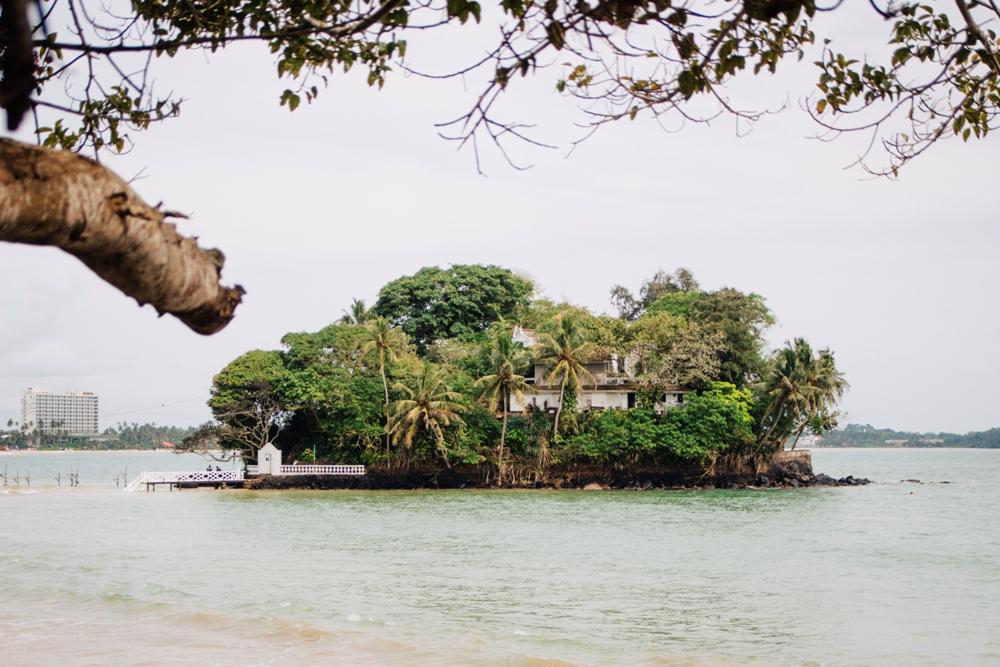 Sri Lanka Backpacking - Weligama im Süden