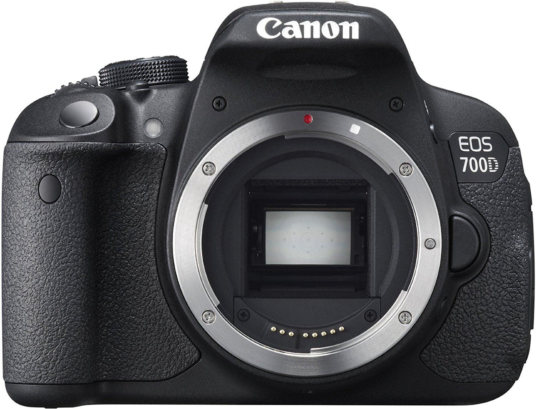 Die Canon 700d ist unsere Reisekamera