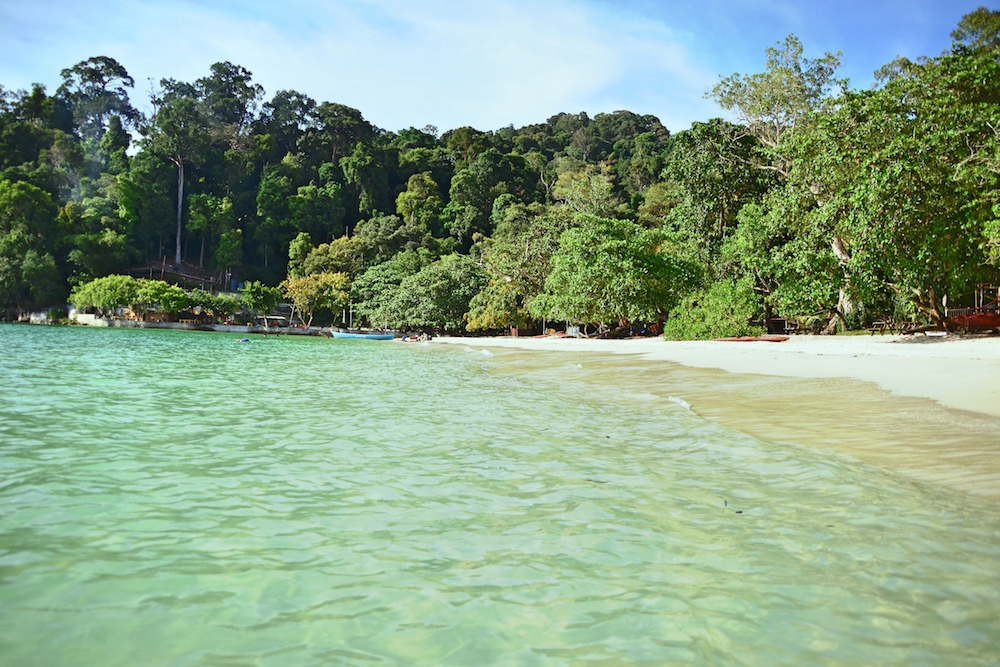 Die Insel Pangkor in Malaysia wird noch als Geheimtipp empfohlen