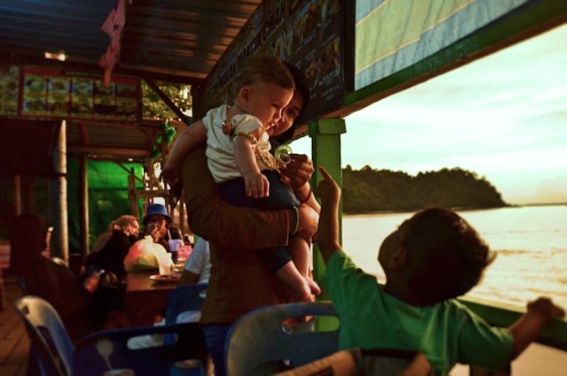 Malaysische Freundlichkeit - sind alles so kinderlieb in Asien?