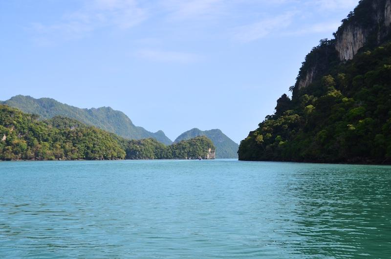 Inselhopping auf Langkawi an der Westküste Malaysias