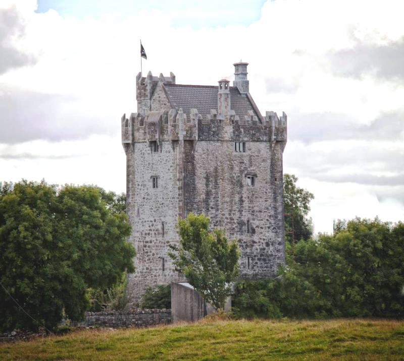 Irland Rundreise Insidertipp: Schlafen in einer Burg bei Galway