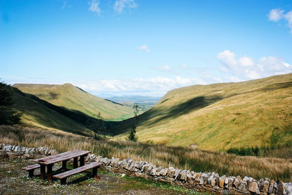 Irland Rundreise Insidertipp Glengesh Pass im County Donegal
