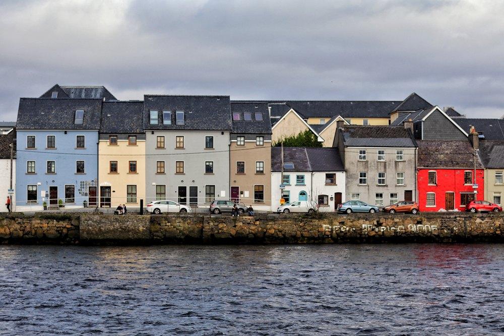Irland Rundreise - Galway ein Highlight und Insidertipp
