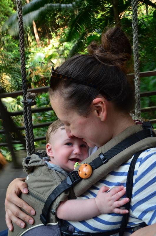 Reisen mit Baby <3
