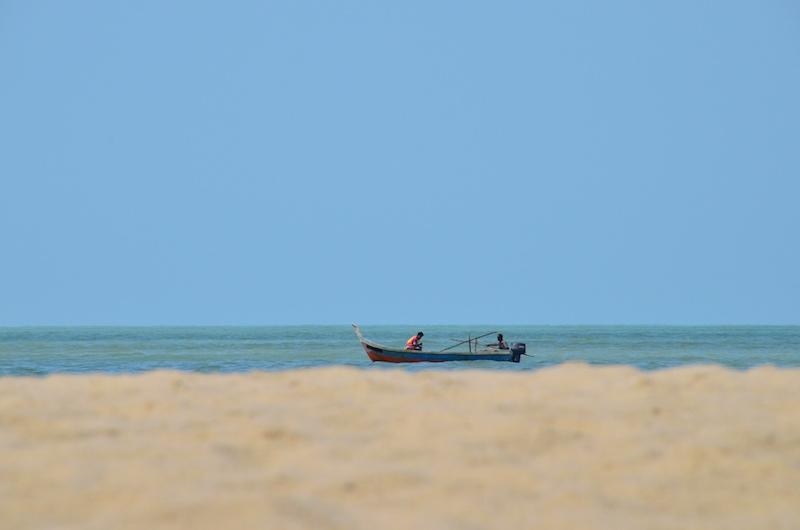 Strandtipp für Penang, Westküste Malaysia - gegenüber des Tropical Spice Gardens