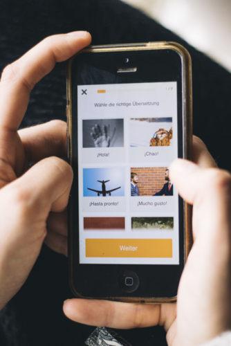 Abwechslungsreiches Spanisch Lernen mit der Babbel App