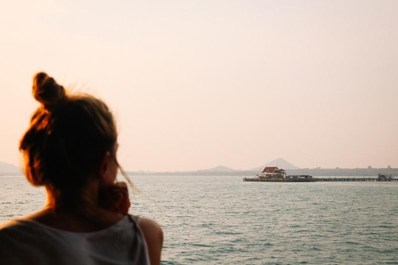 Anreise von Bangkok aus nach Koh Kood bedeutet eine schöne Bootsfahrt ab Trat