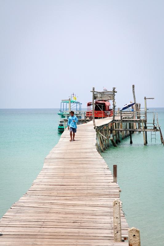 Für mich der schönste Strand auf Koh Kood: Bang Bao Bay oder Siam Bay