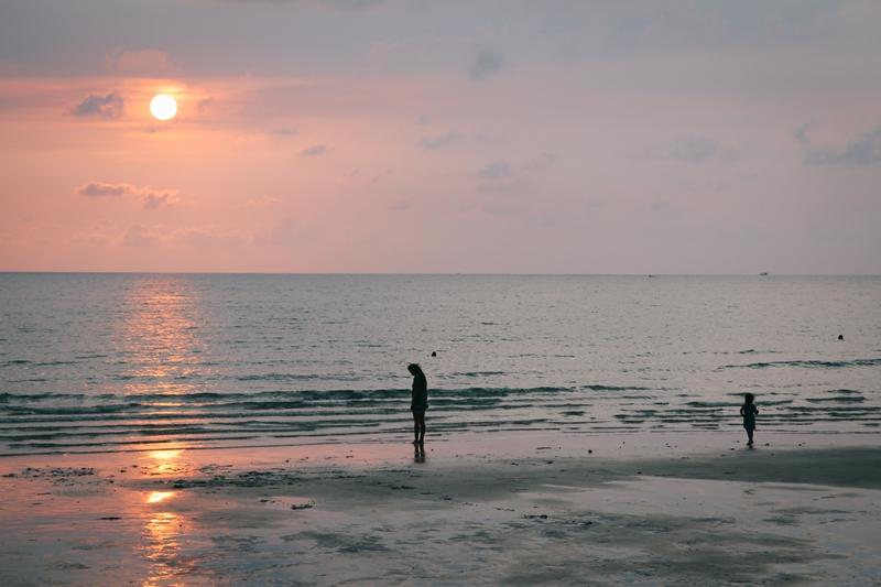 Koh Kood Reisebericht - schönste Sonnenuntergänge
