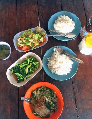 Koh Mak Backpacker Tipps - bestes Essen bei Dum Noodle