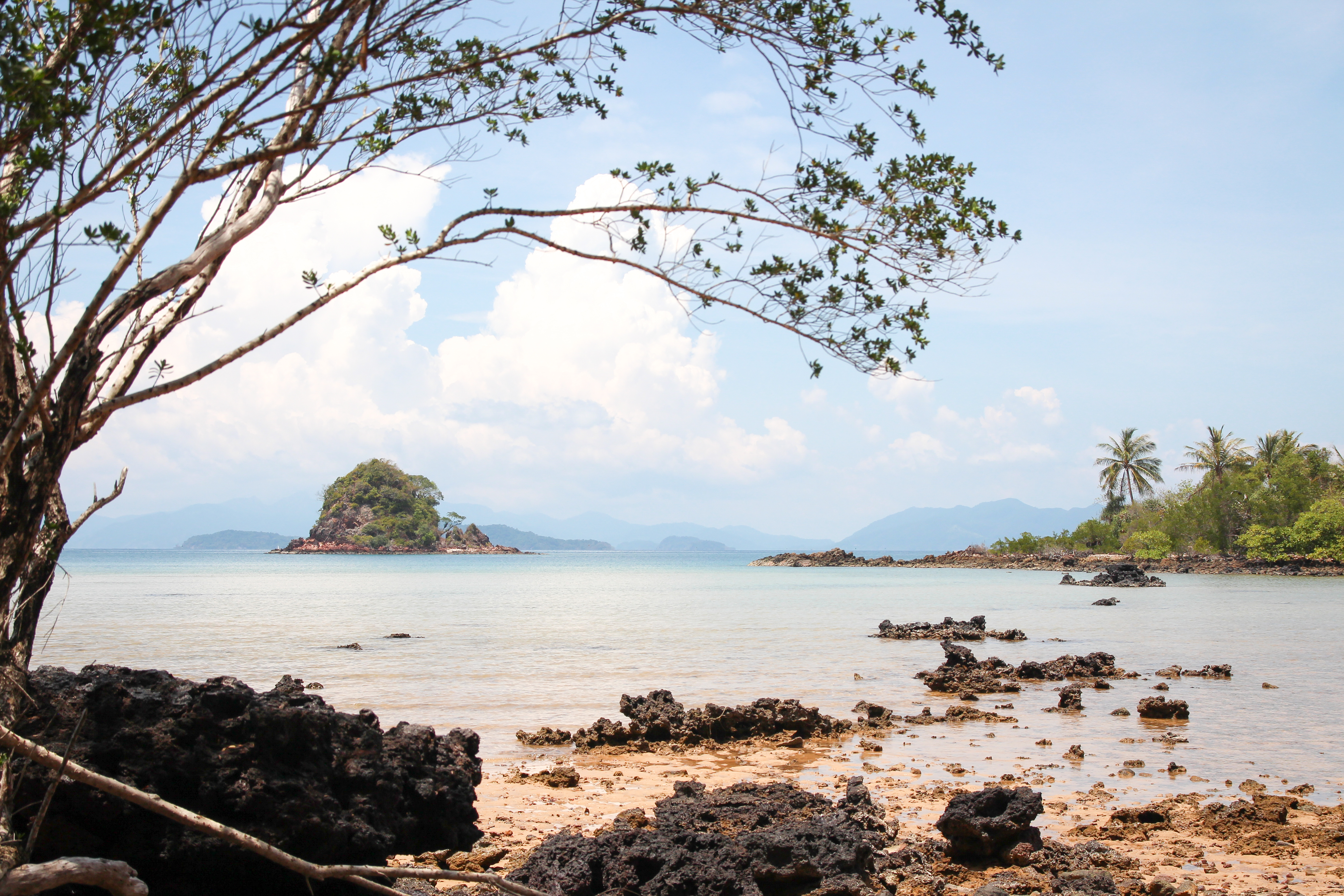 Koh Mak Backpacker Insidertipps - unentdeckte Strände