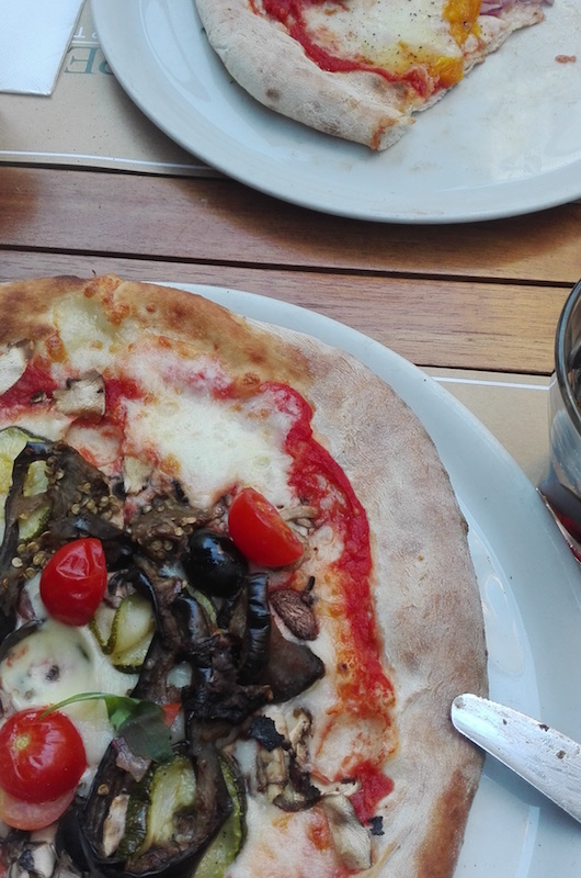 Pizza Alicante. Mein Restaurant Tipp: Sale e Pepe. Und Spiga Ristorante.