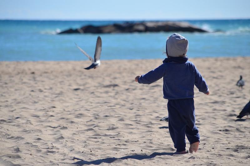 Nach Malaysia unser zweiter Urlaub mit Kind am Meer und Strand.