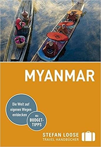 Myanmar Reiseführer Empfehlung