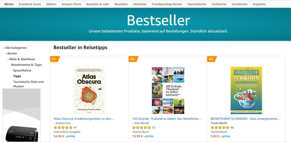 105 Gründe Thailand zu lieben Amazon Bestseller