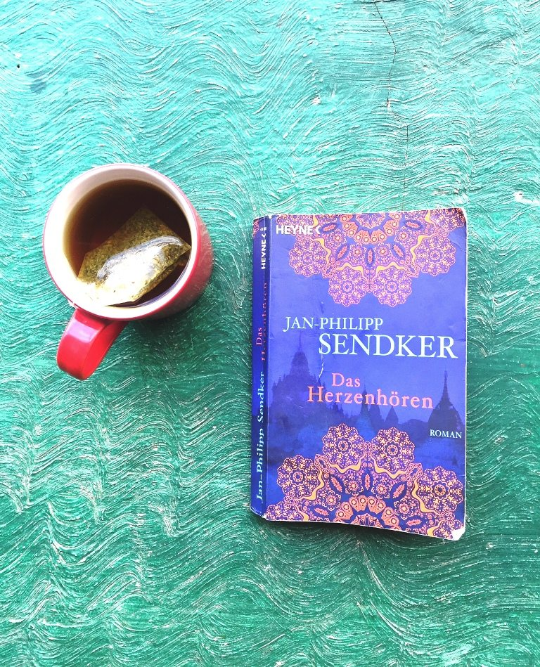 Buchtipp für eine Myanmar-Reise - Herzenhören von Jan-Philipp Sendker