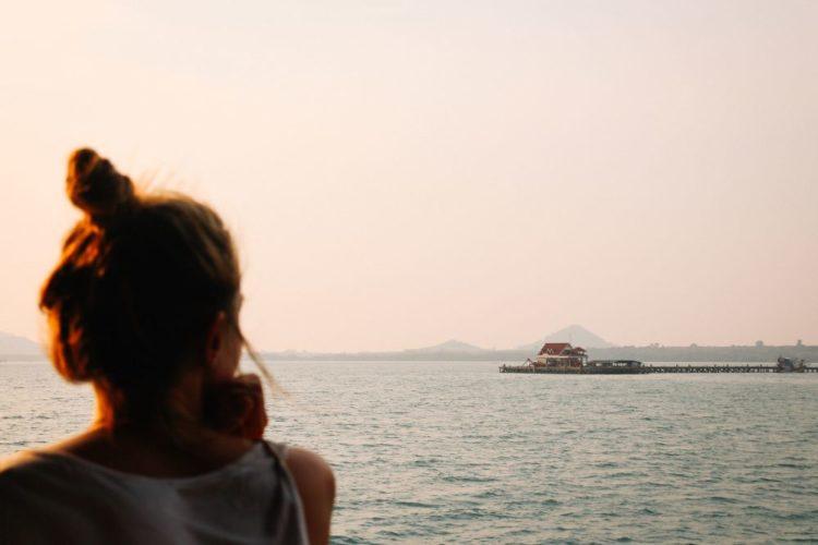 Koh Chang Erfahrungen Anreise von Bangkok nach Koh Chang auf der Fähre