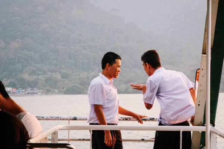 Koh Chang Erfahrungen Anreise ab Bangkok mit Bus und Fähre