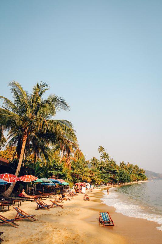 Koh Chang Erfahrungen am Klong Koi Strand