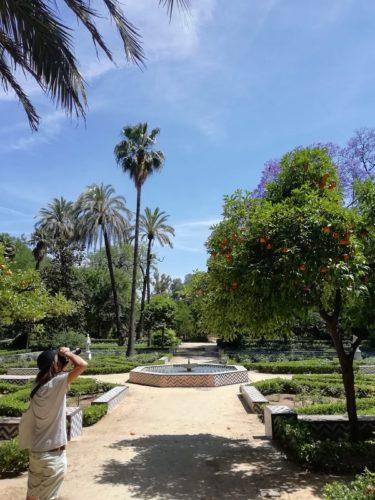 Sevilla Geheimtipps Maria Luisa Park